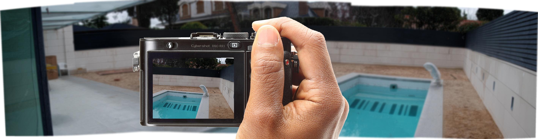 realizar una fotografía