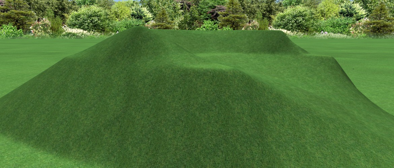 modelado 3D del terreno