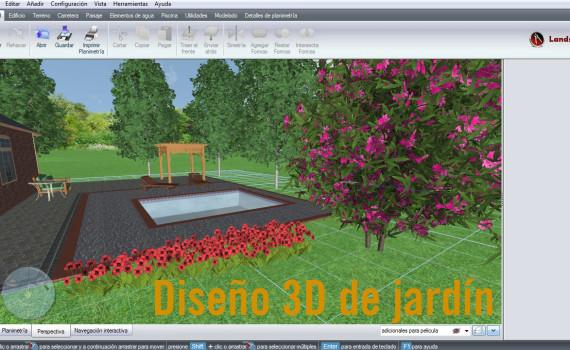 landscape - diseña el paisaje