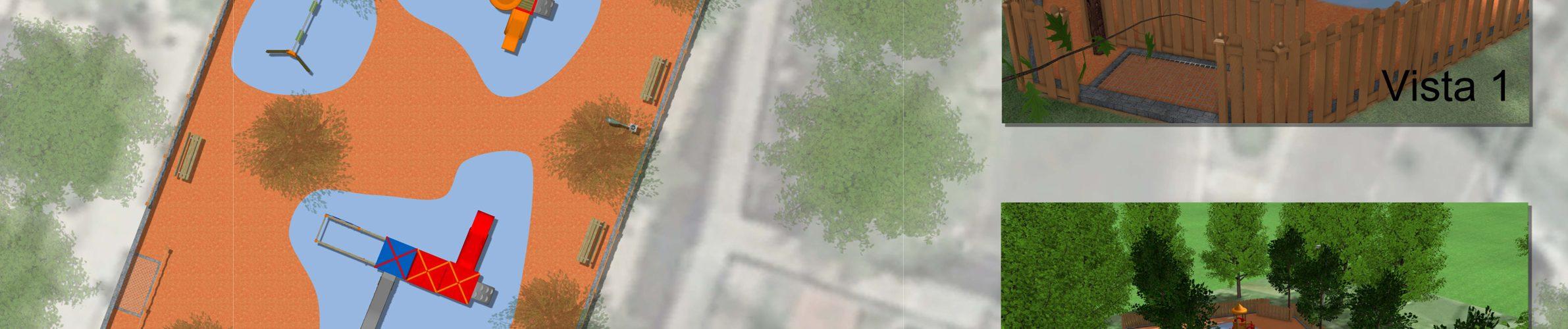 diseño en 2D y 3D indistintamente. Trabaja en planta y persepectiva simultáneamente.